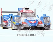Vaillante Rebellion (WEC ...