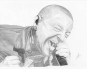 Chester Bennington in Lin...