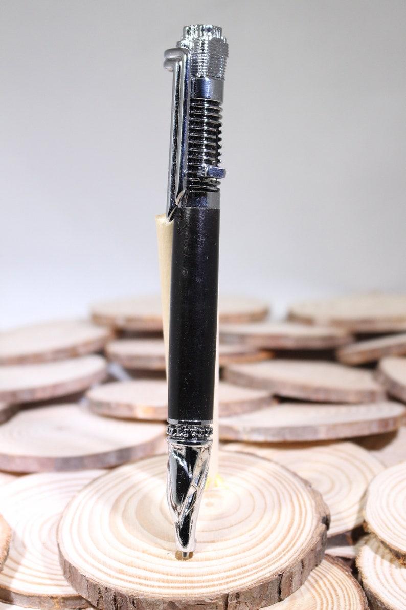 Blackwood Motorcycle Pen