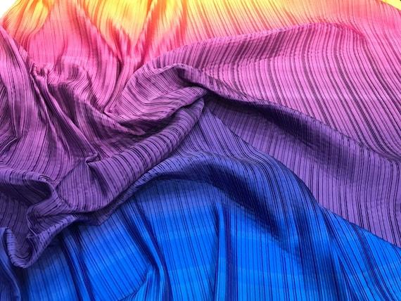Pleated satin fabricplisse fabricgradient fabriccheetah satin fabric black and whitepleated cheetah fabric