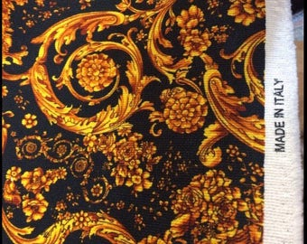 Versace Fabric Etsy