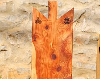 Sabina Wood Cutting Board
