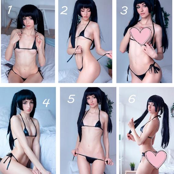 Cosplay nude anime Anime Cosplay