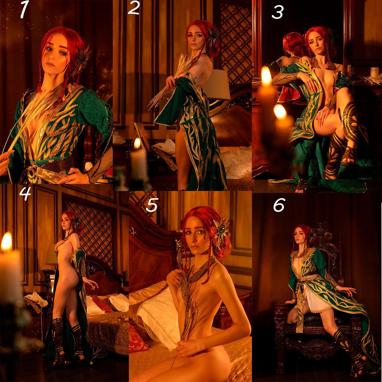 Merigold cosplay nude triss Triss Merigold