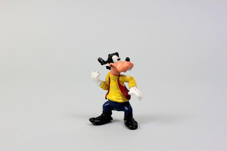 Jahrgang Disney Spielzeug Miniatur Figuren Goofy Spielzeug Sammlerstück Spielzeug Sammlerstück Gummi Figuren Walt Disney Figur Gummipuppe