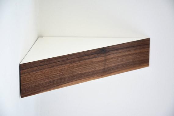 Zwevende Plank Met Lade.Zwevende Hoek Plank Met Verborgen Lade Standaard Formaat