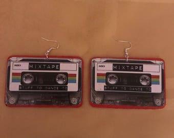 Mixtape Earrings