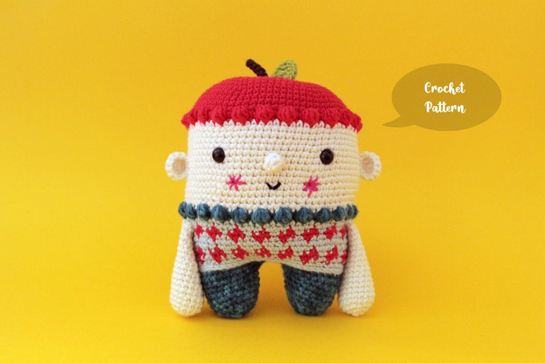 Basic Amigurumi Crochet Doll Tutorial Part 1 - YouTube | 529x794