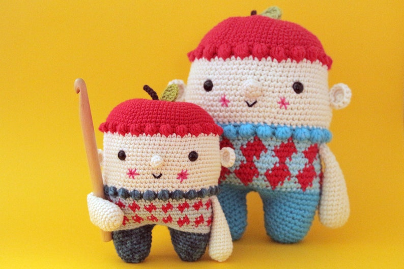 How to Crochet: Amigurumi Basics : 6 Steps (with Pictures ... | 529x794