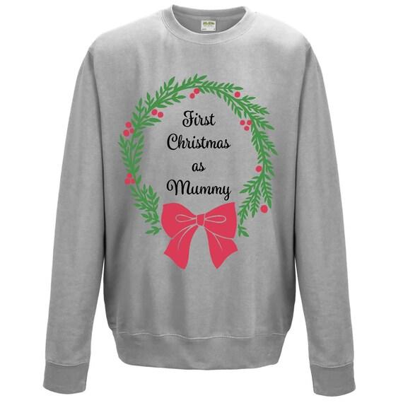 Matching Family Mother Daughter Jumper UK seller Sweater Leoperd Print XS-XL