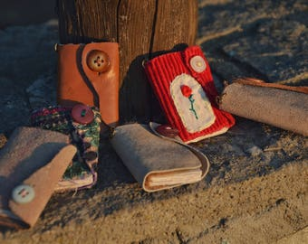 Miniature Journal ~ Necklace