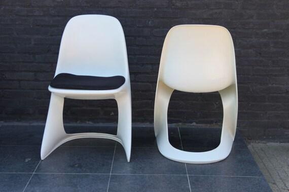 Casala Stühle Vintage-Design der 1970er Jahre original von | Etsy