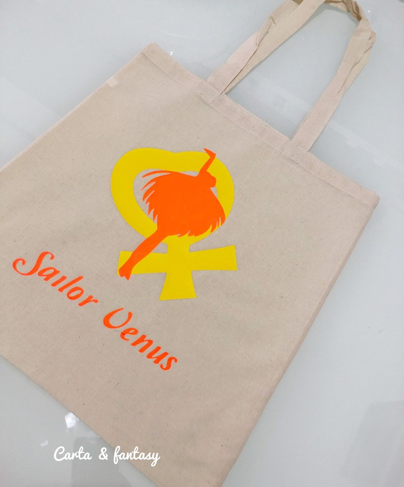 Sailor Venus Shopper Bag