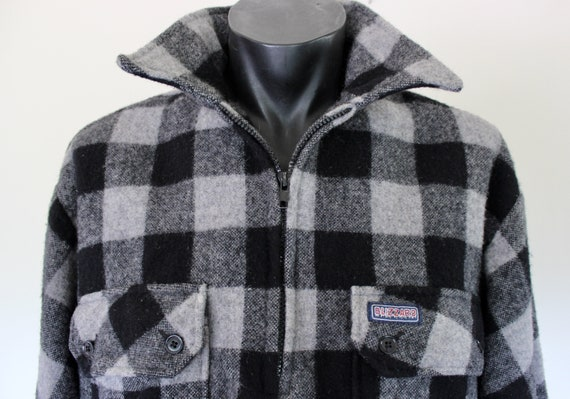 Mens New Zealand Wool Outdoors Jacket, 1970s, New
