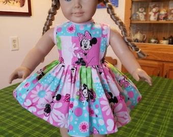 American Girl Doll Dress (SKU M109)