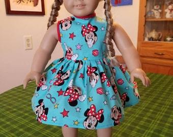 American Girl Doll Dress (SKU M95)