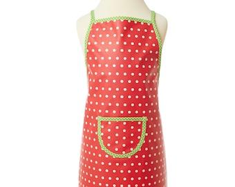 Apron/Washable apron/coated cotton/apron/apron/back Apron/Shopkeeper shop/Gardener apron/painting