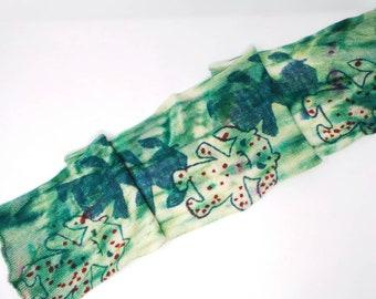 Gremlins - 4ply Sock Blank hand dyed yarn – Superwash Merino + Nylon + Stellina 75/20/5