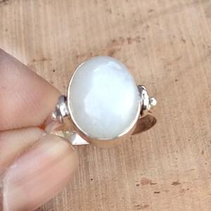 Solitaire Birthstone Gift Ring Jasper Gemstone Gift Ring Designer Ring Natural Pietersite Jasper Ring 925 Sterling Silver Ring