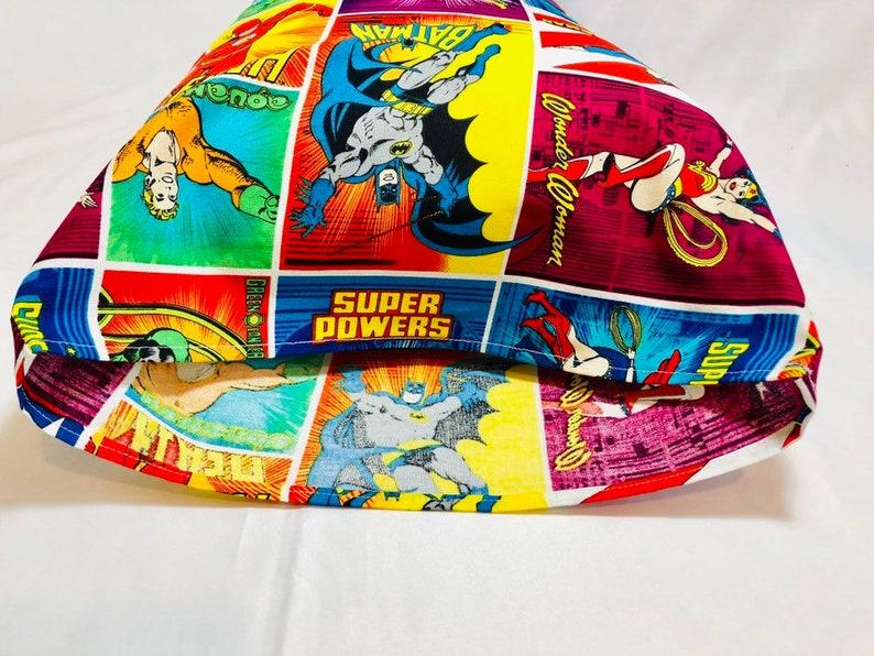 Marvel/'s Super Hero Pillow Case Super Hero Pillow Case Travel Pillow Case Day Care Pillow Case Childs Travel Pillow Case