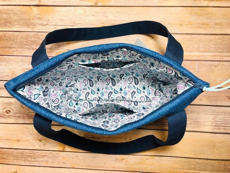 Denim Tote Bag,\u2022Denim Tote Handbag\u2022Denim Handbag\u2022Denim Purse\u2022Denim Bag\u2022Denim Purses and Handbags\u2022Denim Shoulder Bag\u2022Denim Style