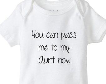 40f3972c70170 Aunt baby onesie®