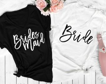 Bridesmaid Shirts, Bridesmaid Proposal, Bachelorette Shirts, Bridesmaid Gift, Maid of Honor Shirt, Bachelorette Party Shirt, Bridal Party