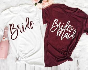 Bridesmaid Shirts, Bridesmaid Proposal, Bachelorette Party Shirts, Maid of Honor Shirt, Bridal Party Shirt, Bridesmaid Gift, Bridesmaid Tank