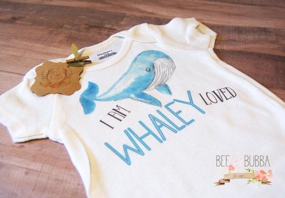 Water Babies Baby Romper Bubba the Whale Onesie Fleece