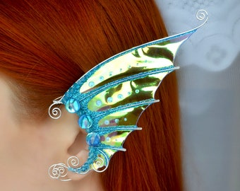Mermaid ears * Fairy ear cuffs * Elf ear cuffs * Elf ears