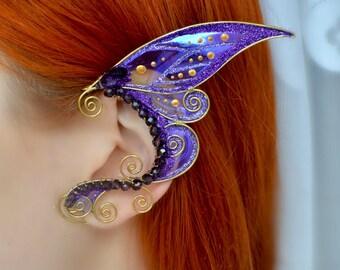 Fairy ear cuffs * Fairy ears * Elf ears * Elven ear cuffs