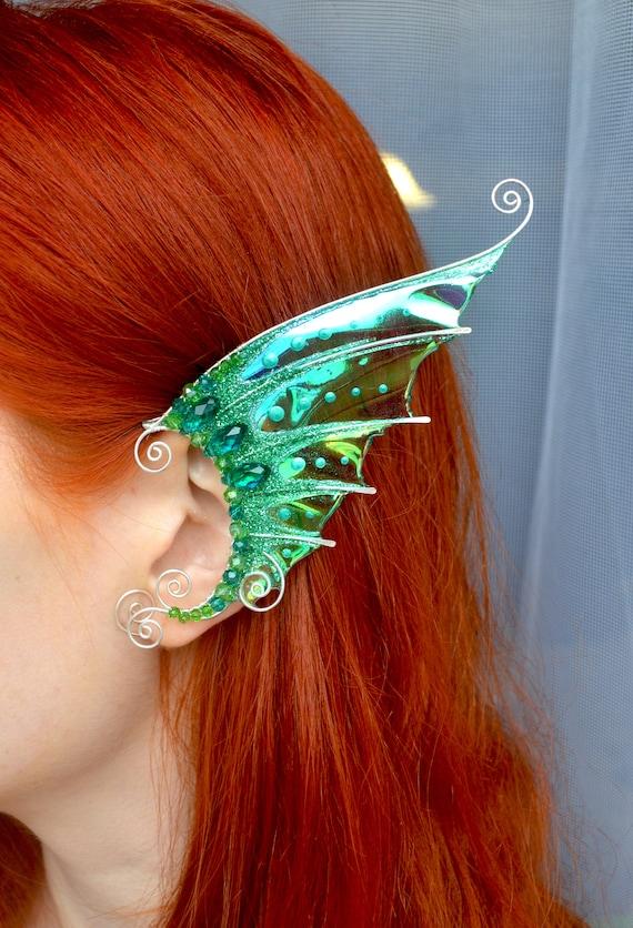 Mermaid Ear Cuffs Ears Dragon Fairy