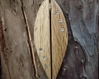Eiche Lampe Tischlampe Holz Gedrechselt Lampe Holz Seite Etsy