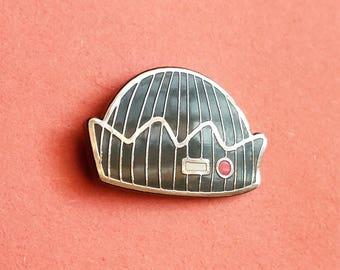 Jughead beanie hat enamel pin | Archie Riverdale  comics inspired fanart merch |