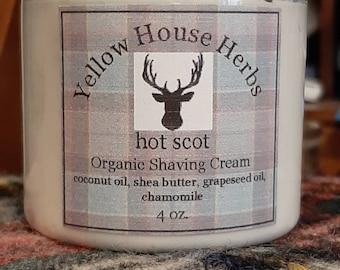Hot Scot Shaving Cream