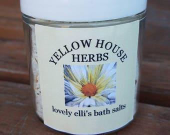 Lovely Elli's Bath Salts