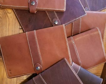 Everyday Refillable Leather Journal