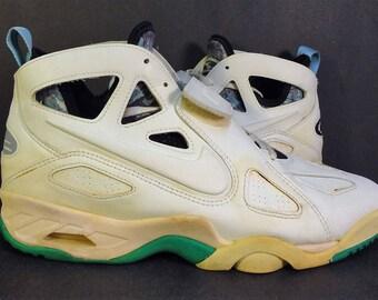 Nike Air Tech Challenge Future OG White Emerald 1993 140302-111 Size 13 No  Box def07439f