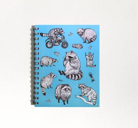 Trash Cat Co. Notebook