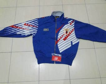 5d738ade0804 Vintage rare Japan fa world cup jacket