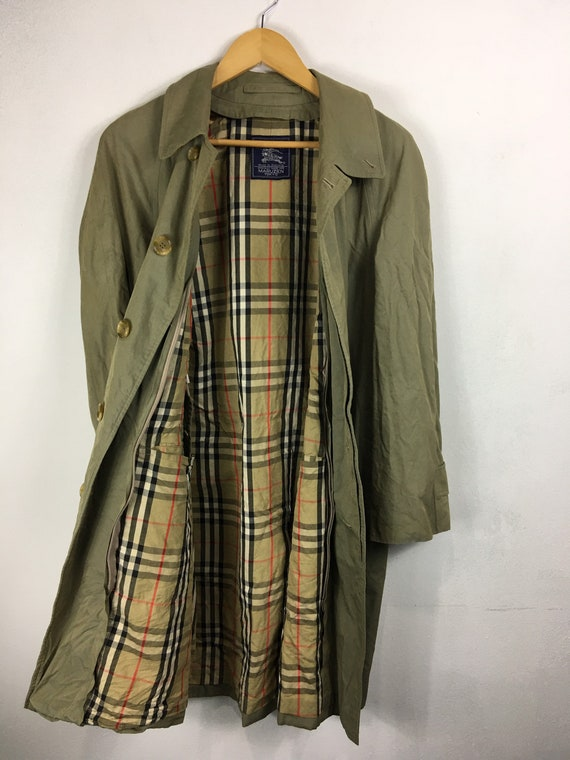 Burberry Trench Coat V1 Lenze Com Tr, Trench Coat Vintage Burberry