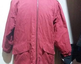 Vintage Aquascutum casual football jacket