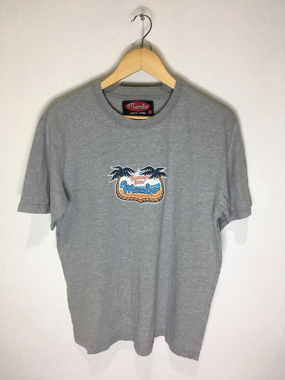 Vintage Mambo surfing shirt