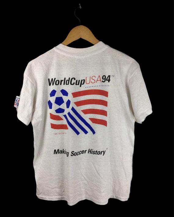 Vintage world cup 1994 usa , football shirt