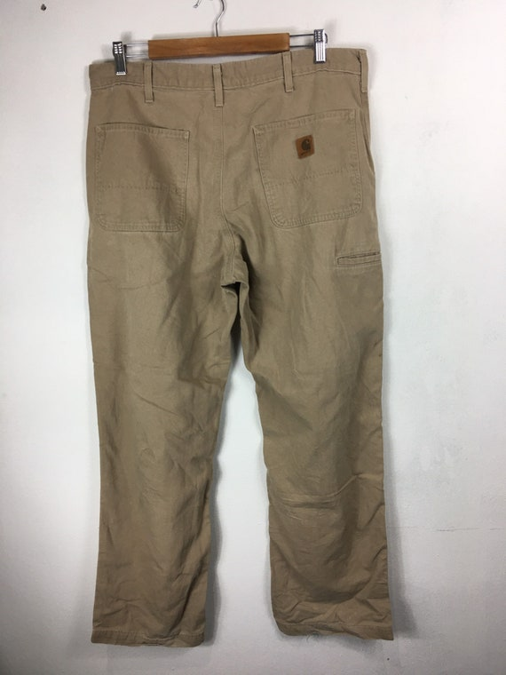 Vintage Carhartt Pants Distressed Carhartt Workwea