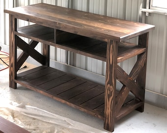 Wood Furniture Etsy