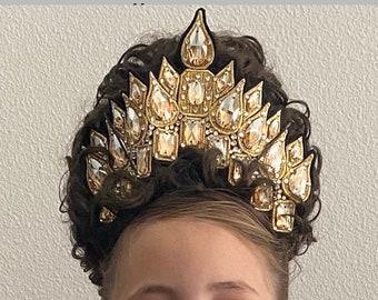5 inch monster tiara.