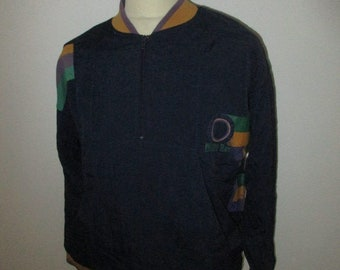 Veste Vintage Adidas Masters Of Sport 80's Taille M
