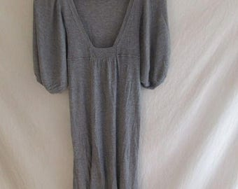 BERENICE grey dress size S to-65%