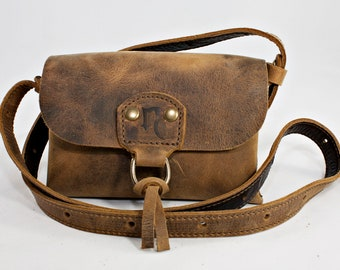 Wagner Leather Minibag